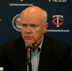 Minnesota Twins Fire GM Terry Ryan