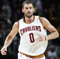 kevin love cleveland