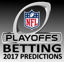 2017 NFL Playoff Betting Predictions