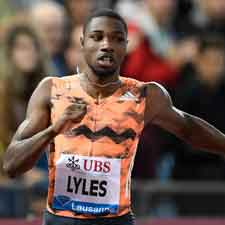 Sportsbook Bets on Noah Lyles to Be the Next Usain Bolt