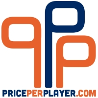 PricePerPlayer.com  logo