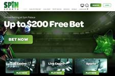 Spin Palace Sports Sportsbook Review